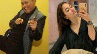 Ngaku Cuma Teman, Sule dan Naomi Zaskia Kepergok Nongkrong di Kafe. Kolase (ki: suara.com/Oke Atmaja, ka: instagram.com/naonomnom)