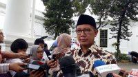 Menteri Agama Lukman Hakim Saifuddin. (Suara.com/Ummy Saleh)