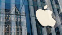 Ilustrasi logo Apple. (Shutterstock)