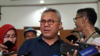 Ketua KPU RI Arief Budiman. (Suara.com/M. Yasir)