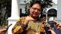 Ketua Umum Partai Golkar, Airlangga Hartarto (Suara.com/Dwi Bowo Raharjo)