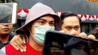 Galih Ginanjar di Polda Metro Jaya, Jumat (12/7/2019). [Revi Cofans Rantung/Suara.com]