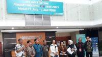 Tim Pansel Capim KPK umumkan 104 peserta yang lolos uji kompetensi. (Suara.com/Welly).