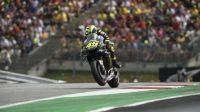 Pebalap Monster Energy Yamaha, Valentino Rossi. (Ist)