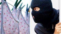Ilustrasi pencuri pakaian dalam. (Ist)