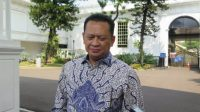 Ketua DPR Bambang Soesatyo. (Suara.com/Umay Saleh)