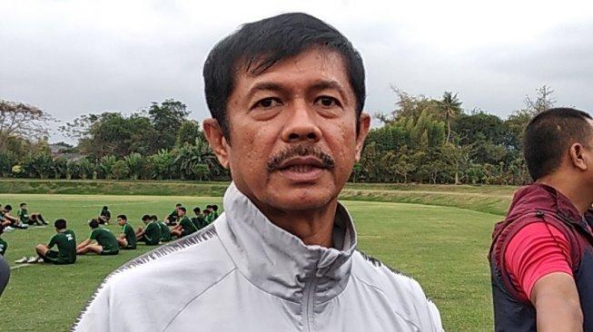 Pelatih Timnas Indonesia U-23, Indra Sjafri. (Ist)