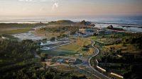 Proyek pengembangan pesisir Mandalika yang diusulkan menjadi lokasi balapan MotoGP Indonesia 2021 di Mandalika, Lombok. (Ist)