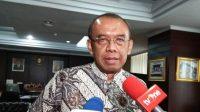 Sekretaris Kementrian Pemuda dan Olahraga (Sesmenpora), Gatot S Dewa Broto. [Suara.com/Arief Apriadi]