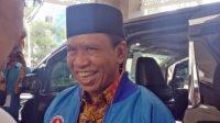 Menpora Zainudin Amali saat ditemui di UINSA Surabaya, Jawa Timur, Minggu (24/11/2019). [Suara.com/Arry Saputra]