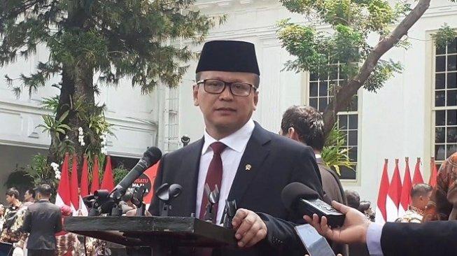 Edhy Prabowo Ditangkap KPK