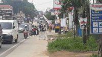 Kawasan Mendalo yang bakal jadi Pusat grosir di Provinsi Jambi. Foto: Uda/Jambiseru.com
