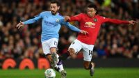 Link Live Streaming Manchester United vs Manchester City