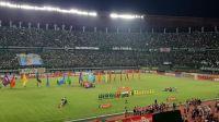 Opening ceremony liga 1 2020. (Ist)