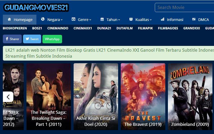 gudangmovies situs download film dan nonton online