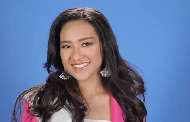 Miss Jambi 2020 Larissa