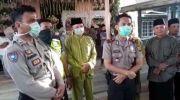 Polsek sekernan bubarkan dua pernikahan di muaro jambi. Foto: Uda/Jambiseru.com