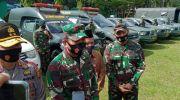 Panglima Kodam II/Sriwijaya, Mayjen TNI Agus Suhardi. Foto: Yogi/Jambiseru.com