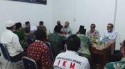 Al Haris sambangi PW Muhammadiyah Jambi. Foto: Uda/Jambiseru.com