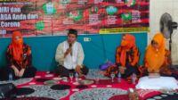 Kegiatan sholawatan dan ceramah Agama yang digelar Srikandi PP Tebo. Foto: Rian/Jambiseru.com
