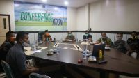Conference room pemkab tanjab barat. Foto: Tra/Jambiseru.com