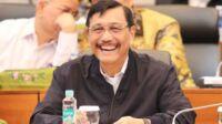 Menteri Luhut Binsar Diberhentikan