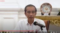 Video tanggapan Jokowi sebelum dua kapolda dicopot
