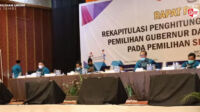 Pleno Provinsi Pilgub Jambi