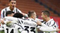 Juventus Gasak AC Milan