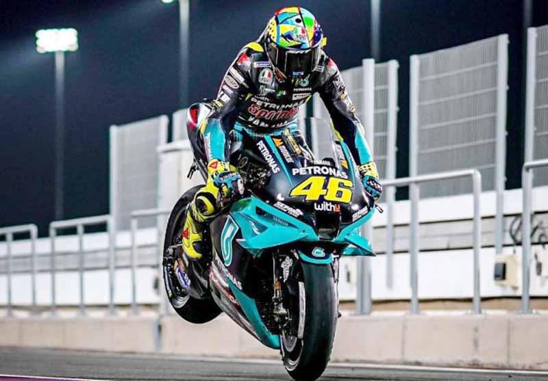 Valentino Rossi Finis 10