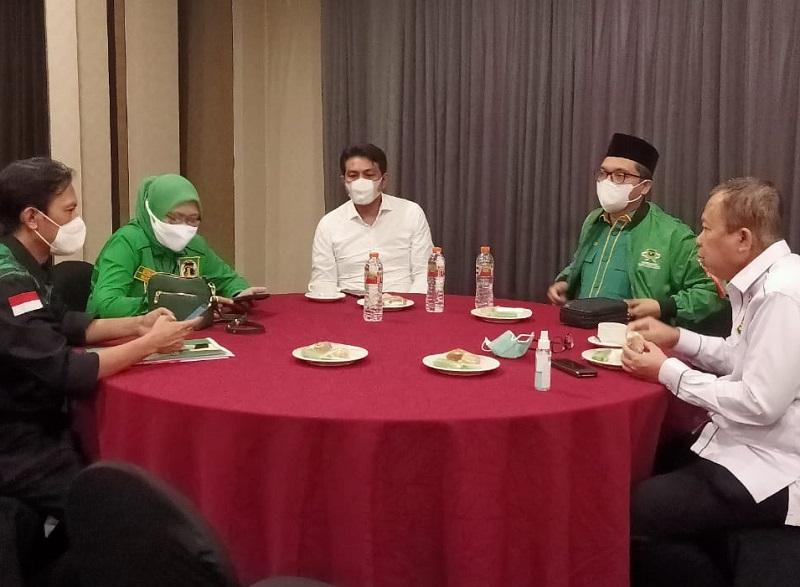 Fadhil Arief Pimpin PPP