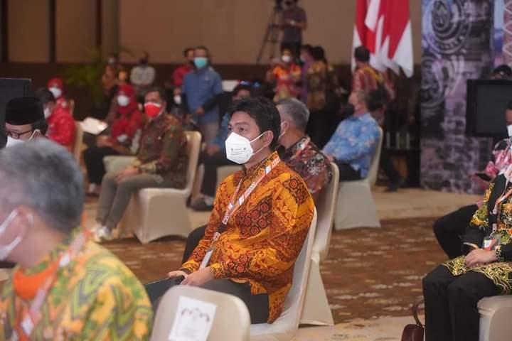 Fadhil Arief Sekretaris APKASI
