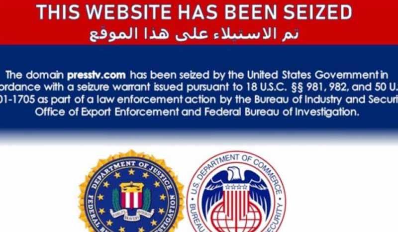 Puluhan Situs Iran Diblokir