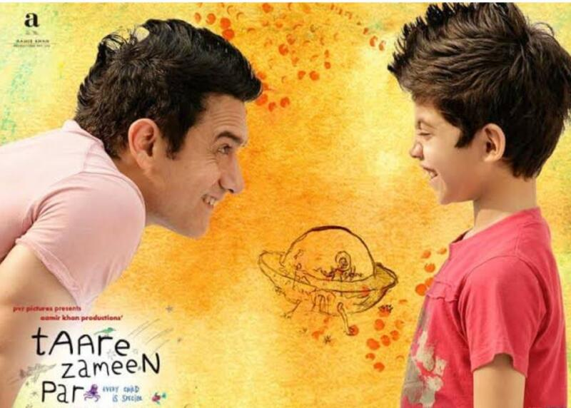 Sinopsis Film Taare Zameen Par