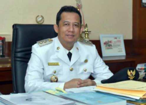 Wabup Muaro Jambi Bambang Bayu Suseno (BBS)
