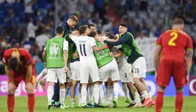 Italia Melaju ke Semifinal Euro