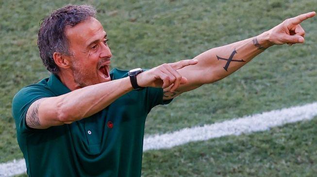 Luis Enrique Siap Jadi Pendukung Italia