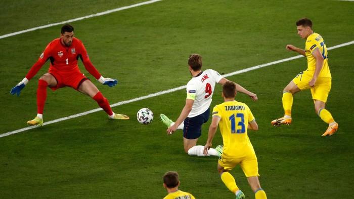 Ukraina Gagal ke Semifinal