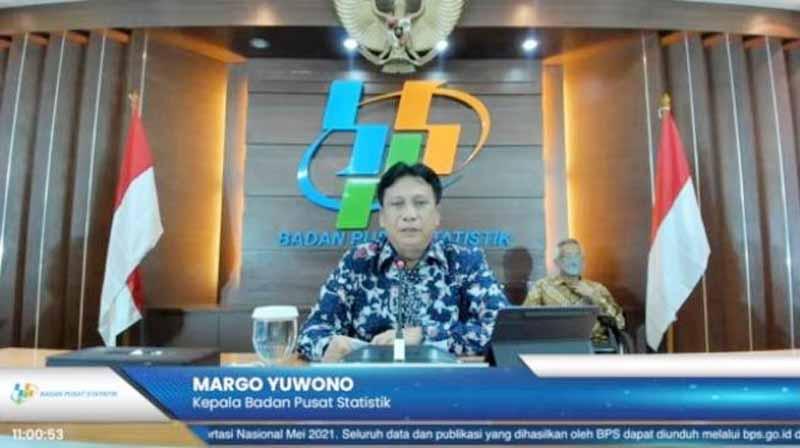 Data BPS Ekspor Indonesia