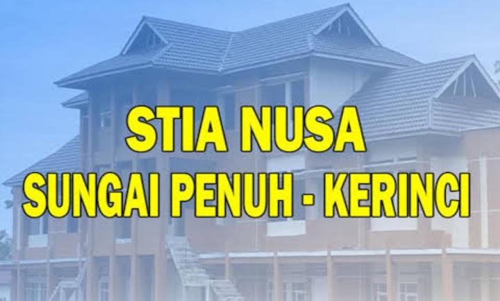 Pemilihan Ketua STIA Nusa