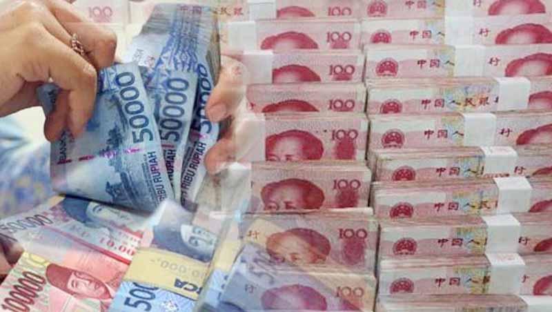 ndonesia-Cina Bertransaksi Pakai Rupiah-Yuan