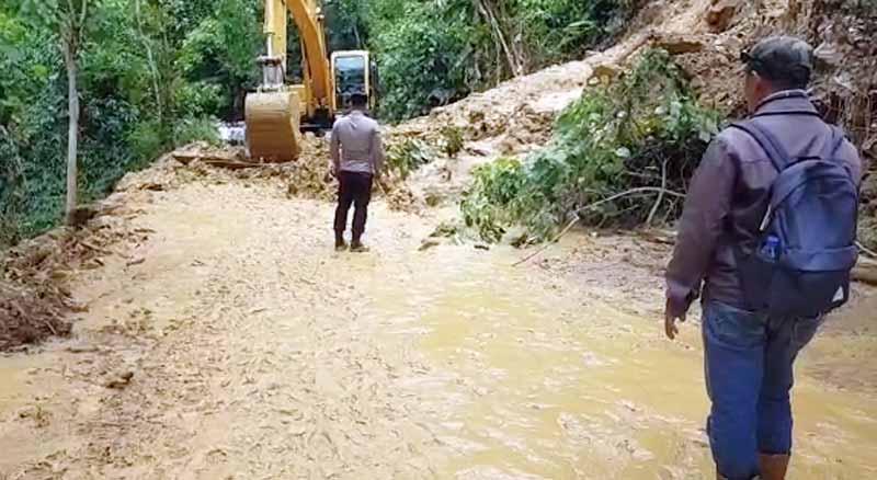 Jalan Bangko - Kerinci yang Lumpuh