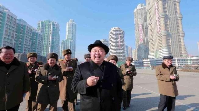 Kim Jong Un Sering Terima Surat