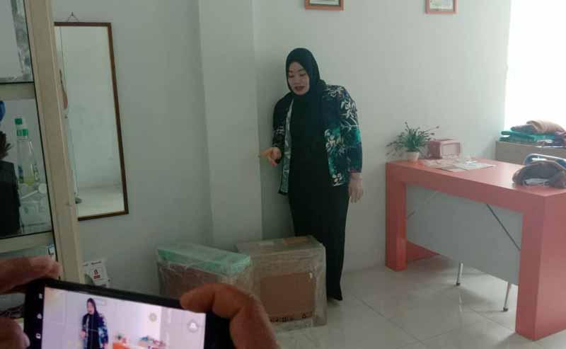 PCR Bantuan Gubernur Jambi