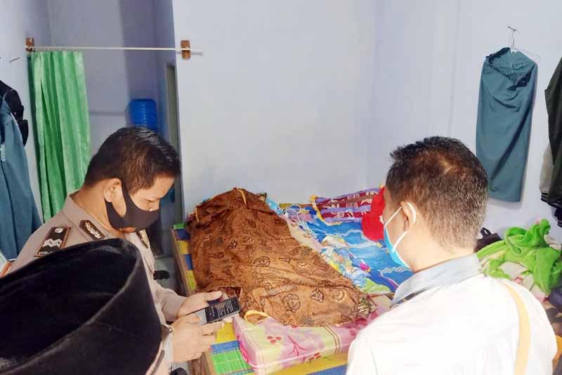Siswi SMK 1 Sungai Penuh Ditemukan Meninggal