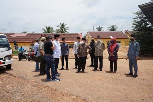 Gubernur Jambi Al Haris Kunjungi Ponpes