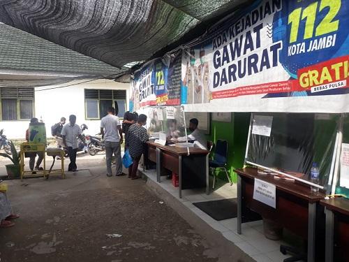 KTP-KK di Dukcapil Kota Jambi