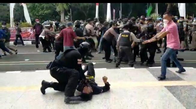 Kontras Kecam Aksi Polisi