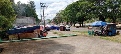 Lokasi Eks Kebakaran di Jadikan RTH