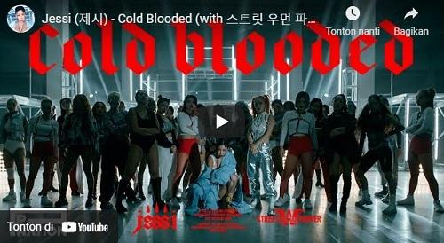 lirik lagu Cold Blooded